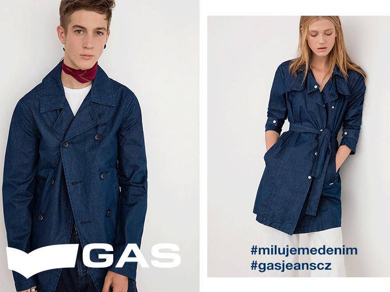 Nová kolekce GAS Jeans FW16